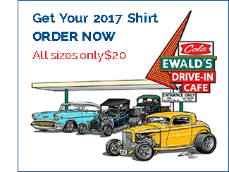 Order a 2017 Wheels of Courage Tshirt